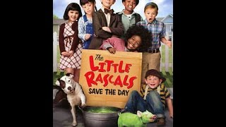 Opening To The Little Rascals Save The Day 2014 DVD