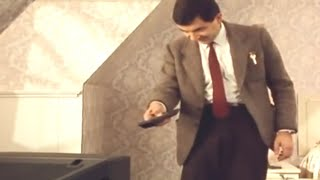 Mr Bean - Hotel TV