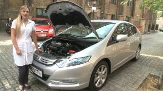 Which?: 2009 Honda Insight Hybrid First Drive Test