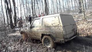 Офф роуд Трявна 2010 Видео 2