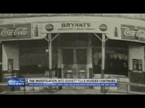 Emmett Till Case Reinvestigated