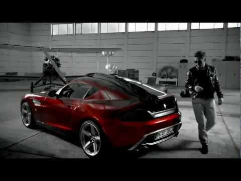 BMW Zagato Coup promo [long version]