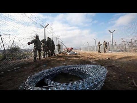 Σκόπια: Νέος φράχτης στα σύνορα με την Ελλάδα