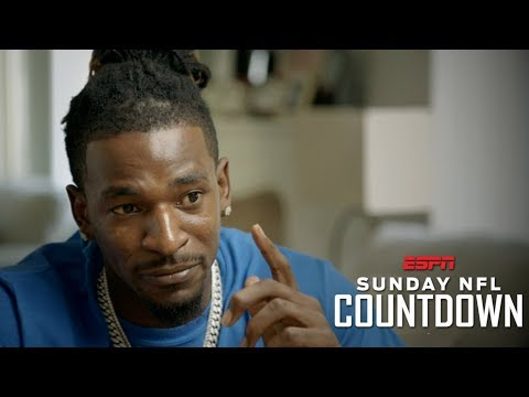 Video: Nickell Robey-Coleman was saved by football | NFL Countdown
