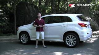RoadflyTV - 2011 Mitsubishi Outlander Sport Test Drive&Review
