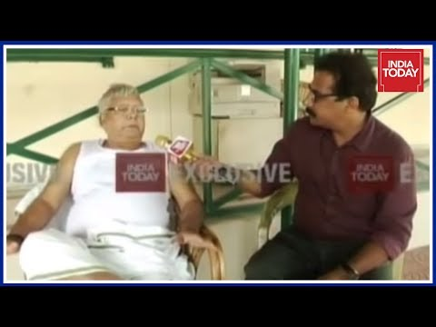 Exclusive Interview With Lalu Prasad Yadav On Nitish Kumar Sarkar