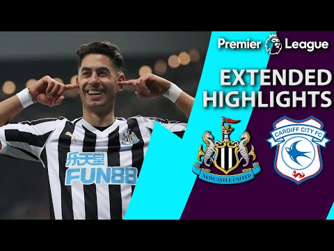 Video: Newcastle v. Cardiff City | PREMIER LEAGUE EXTENDED HIGHLIGHTS | 1/19/19 | NBC Sports