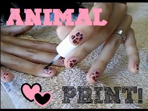 Animal Print Rosa ♡