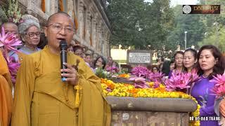 Hành hương Phật tích Ấn Độ - Nepal tháng 11-2015 - DVD 4