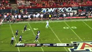 Andrew Luck vs Arizona 2011