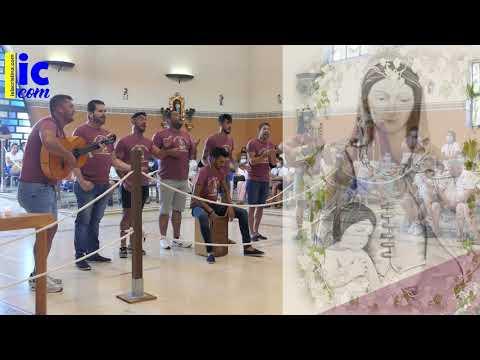 ECOS DEL CANTIL canta a la Vírgen del Mar de Punta del Caimán en su Festividad