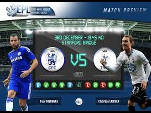 Highlight FA Cup Chelsea 4 Vs 2 Tottenham Video Goal