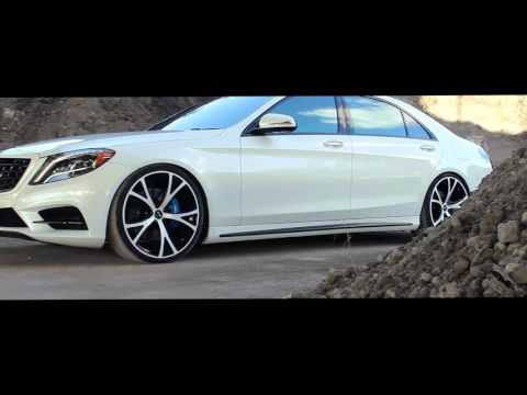 MC Customs | Mercedes Benz • Vellano Wheels