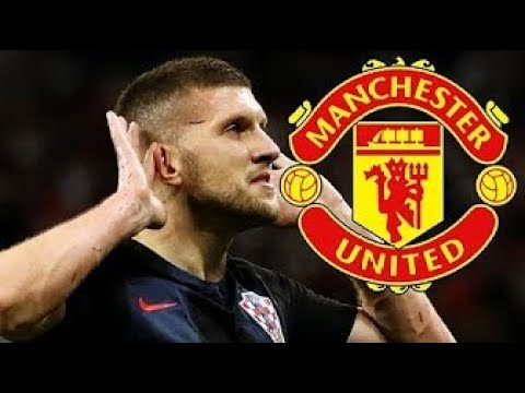 Ante Rebić | Welcome to Manchester United?! | Sublime Skills & Goals 2018 | HD видео