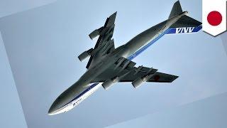 全日空旅客機の背面飛行。副操縦士のボタン操作ミスが原因か