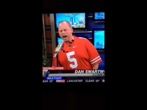 OSU Beat sparty - Comedian Dan (good ole boy) Swartwout