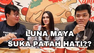 Video REAKSI LUNA MAYA KETIKA KITA JULID!! WALUMA... MP3, 3GP, MP4, WEBM, AVI, FLV Desember 2018