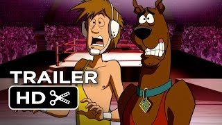 Nonton Scooby Doo  Wrestlemania Mystery Official Trailer 1  2014    Animation Movie Hd Film Subtitle Indonesia Streaming Movie Download