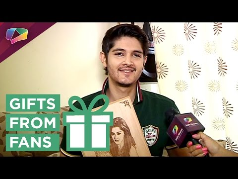 Rohan Mehra Receives Gifts From Fans | Exclusive |