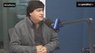 Reportaje al Naturopata Jose Peralta en Radio CooperativaFM