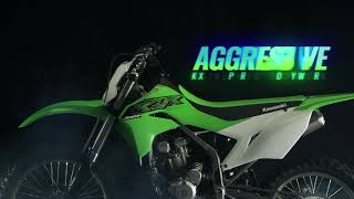 5. 2020 Kawasaki KLX300R - Studio Video