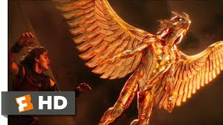 Nonton Gods of Egypt (2016) - To Protect My People Scene (10/11) | Movieclips Film Subtitle Indonesia Streaming Movie Download