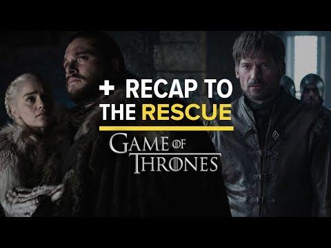 'Game of Thrones' Season 8, Episode 2 - RECAP TO THE RESCUE