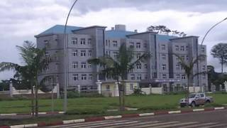 """Tour of new construction and development in Malabo, Equatorial Guinea, which is commonly known as """"Malabo 2."""""""