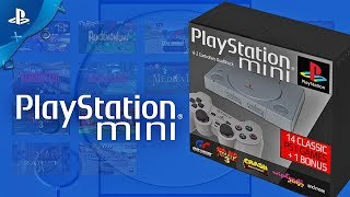 PlayStation Mini | Reveal Trailer | Concept