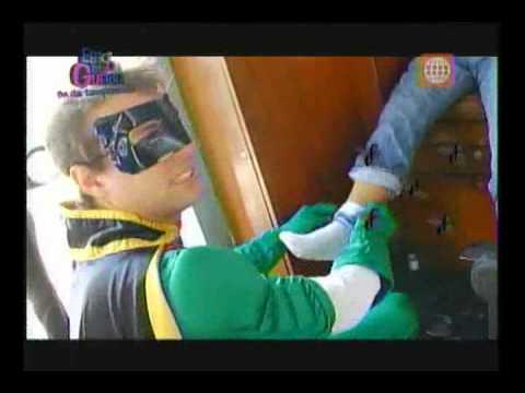 Esto es Guerra: Batman y Robin (lustrabotas) - 13/12/2012