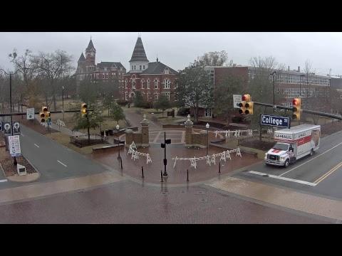 Live-Cam: USA - Auburn - Alabama - Toomer's Corner 1
