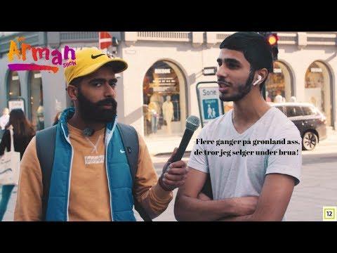 Shafqat På Gata : Har du blitt stoppet av politet før?