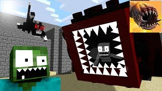 Video Monster School : Death Worm - Minecraft Animation MP3, 3GP, MP4, WEBM, AVI, FLV Oktober 2018