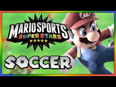 Mario Sports Superstars: SOCCER (Multiplayer)