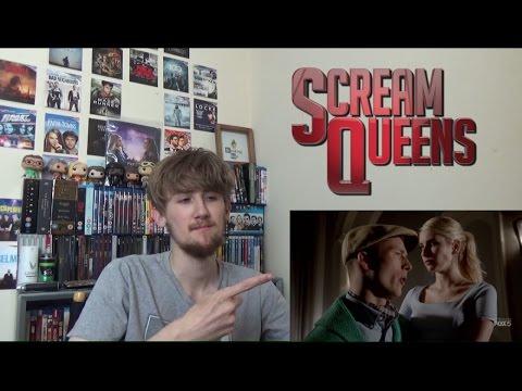 Scream Queens Season 1 Episode 9 - 'Ghost Stories' Reaction