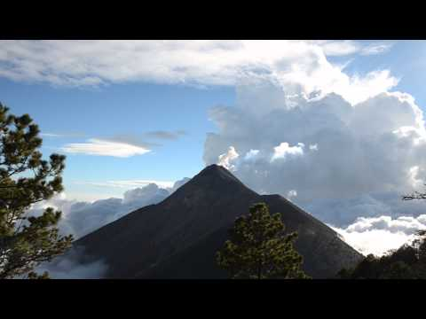 Volcanoes of Central America