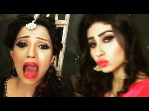 Video Shivanya & Shesha's FUNNY DUBSMASH - Watch Video   NAAGIN download in MP3, 3GP, MP4, WEBM, AVI, FLV January 2017