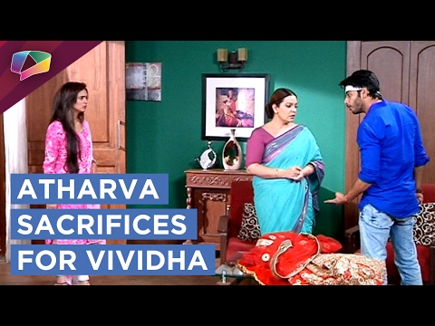 Atharva acts mad to sacrifice for Vividha | Jana N