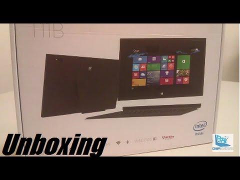 Unboxing: Intel T11B - 11.6