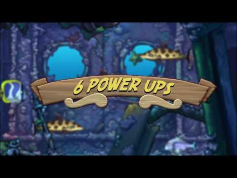 """feeding frenzy 2: shipwreck showdown"" | a puzzle game by"