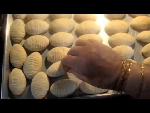 ka'ak...kahk, egyptian cookies, كعك  ma'amoul (видео)