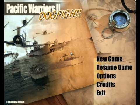 Pacific Warrior II Playstation 2