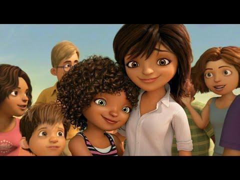 Latest Hindi Dubbed Animated Movies For Kids | Cartoon Film | New Disney Animation Full Movie HD
