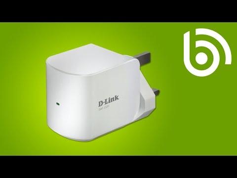 D-Link DAP-1320 WiFi Range Extender Overview