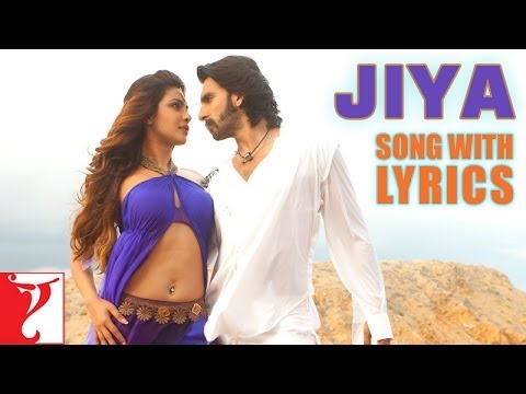 Jiya - Song with Lyrics - GUNDAY
