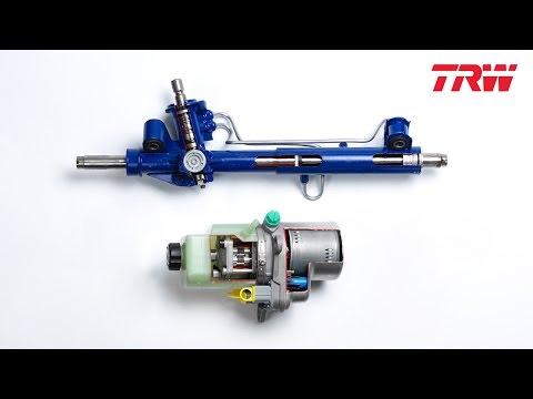 Direction à crémaillère hydraulique : remplacement de la pompe de direction assistée