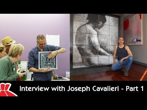 Interview with Glass Artist Joseph Cavalieri - Part 1