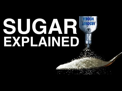 WHY Sugar is as Bad as Alcohol (Fructose, The Liver Toxin)