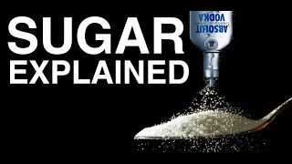 Video WHY Sugar is as Bad as Alcohol (Fructose, The Liver Toxin) MP3, 3GP, MP4, WEBM, AVI, FLV Juli 2018