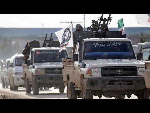 Συμφωνία Ρωσίας-Τουρκίας για την Συρία
